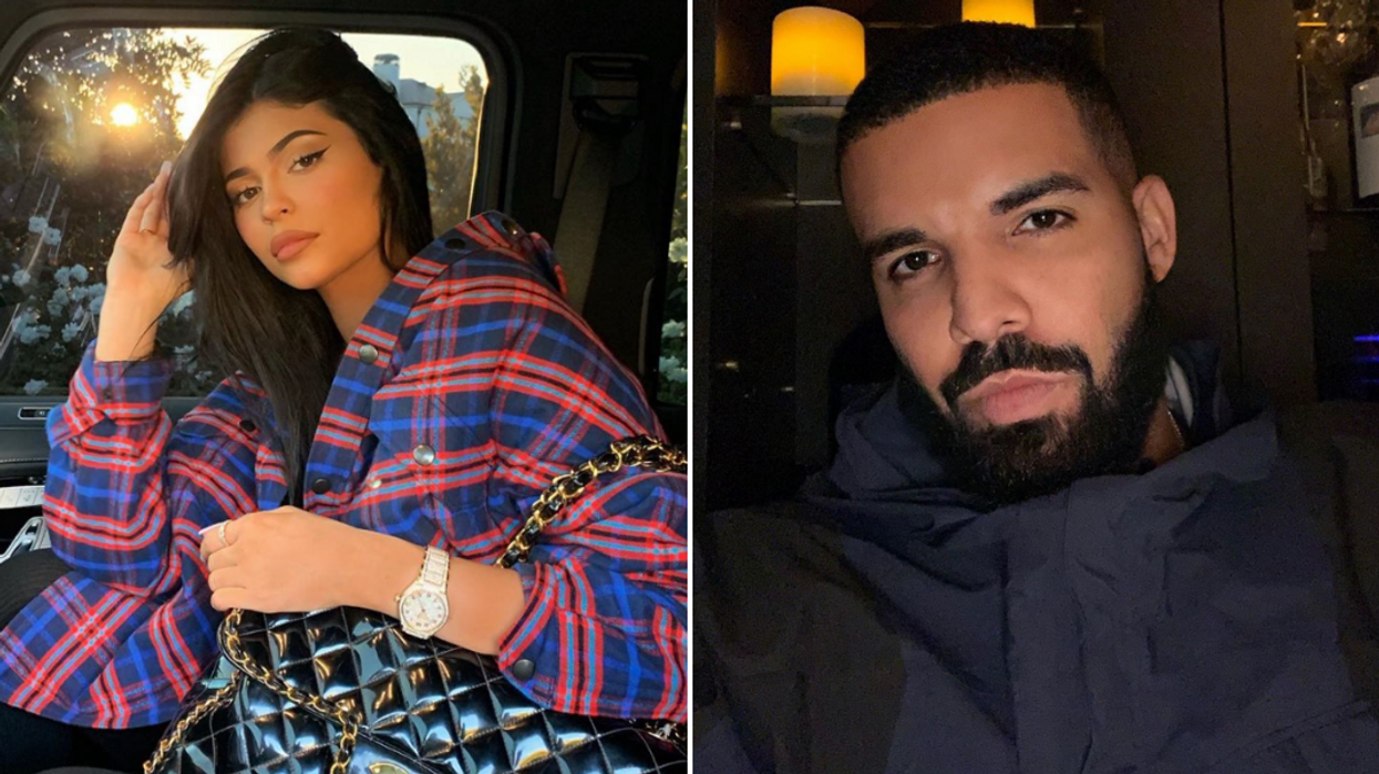 Drake And Kylie Jenner Dating Rumours