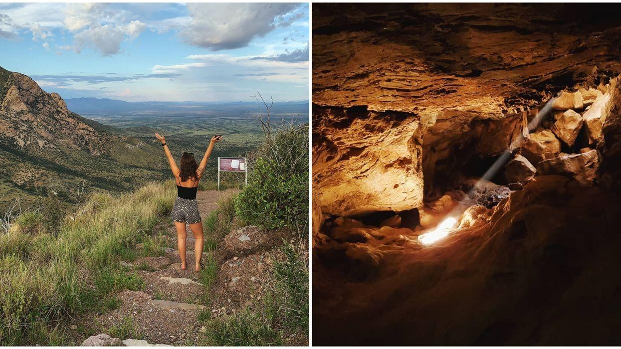 This Underground Cave In Arizona Is A 600 Foot Long Underground Adventure