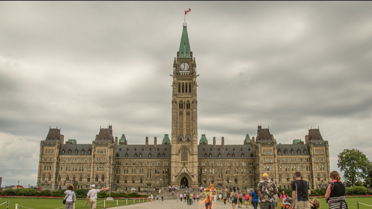 Ottawa's Weather Saw Record-Breaking Rainfall This Sunday