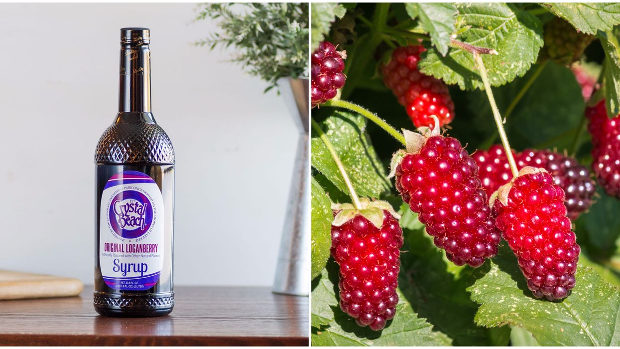 Ontario's Loganberry Drink Is This Town's Best Kept Secret