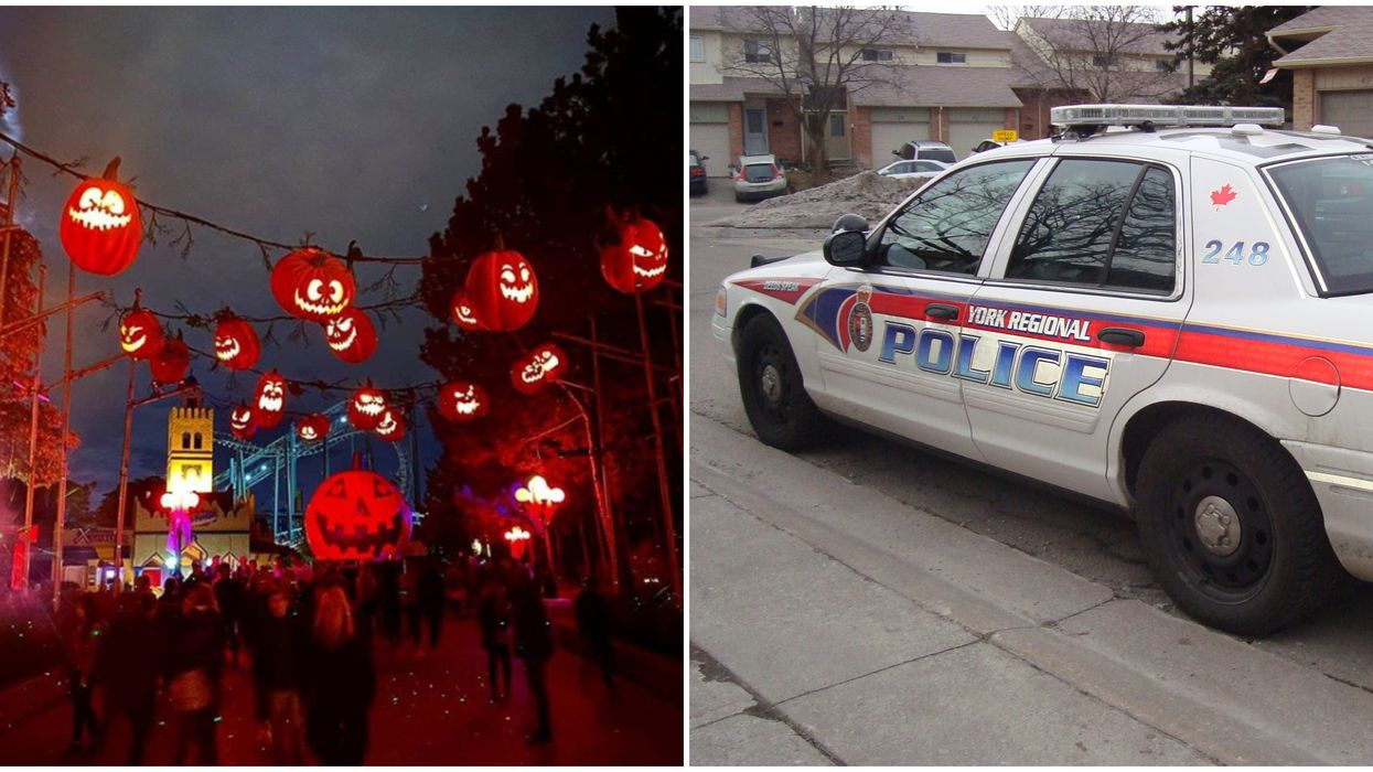 People Keep Calling 911 At Halloween Haunt & The Police Are Fed Up