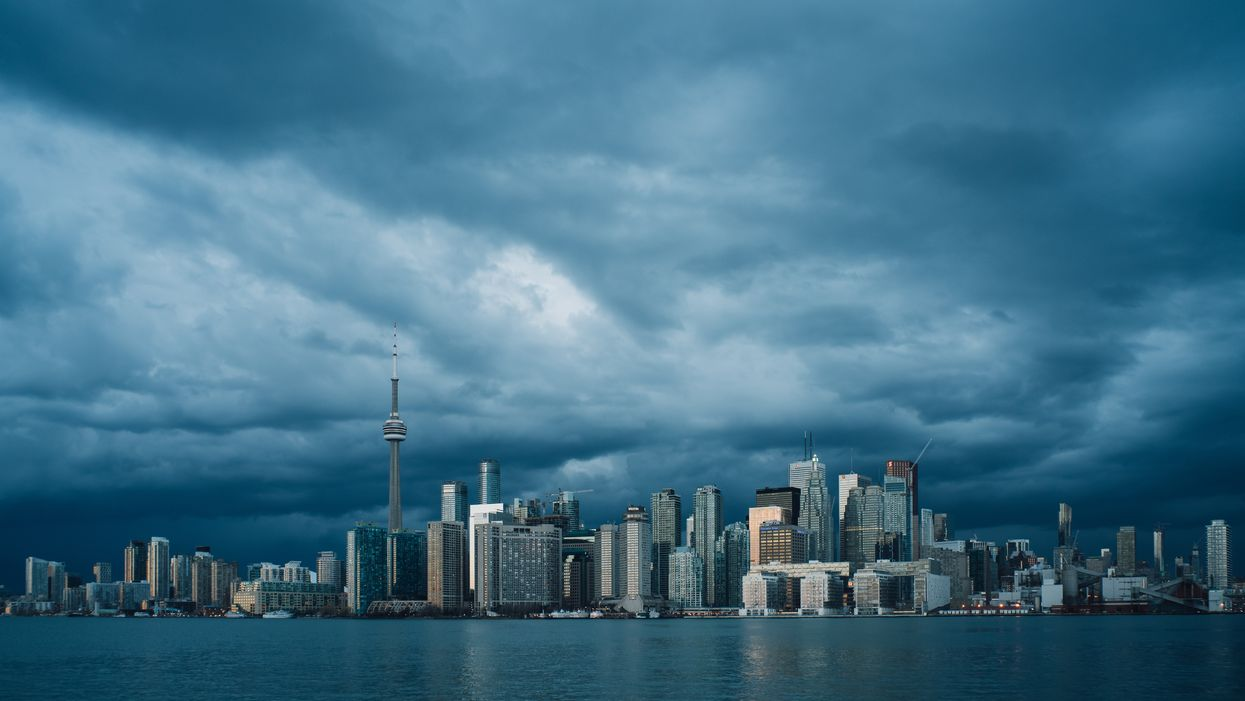 Ontario Storm Will See November Hit Hard With Strong Winds Late This Week