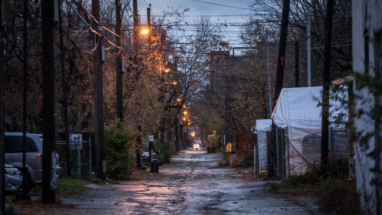 Du temps gris, de la pluie et peut-être même de la neige au Québec cette semaine