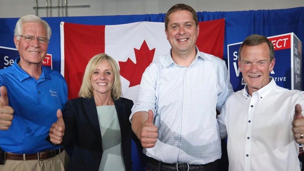 """Andrew Scheer's Leadership Should End Even Though He's """"Nice"""" Says Former MP"""