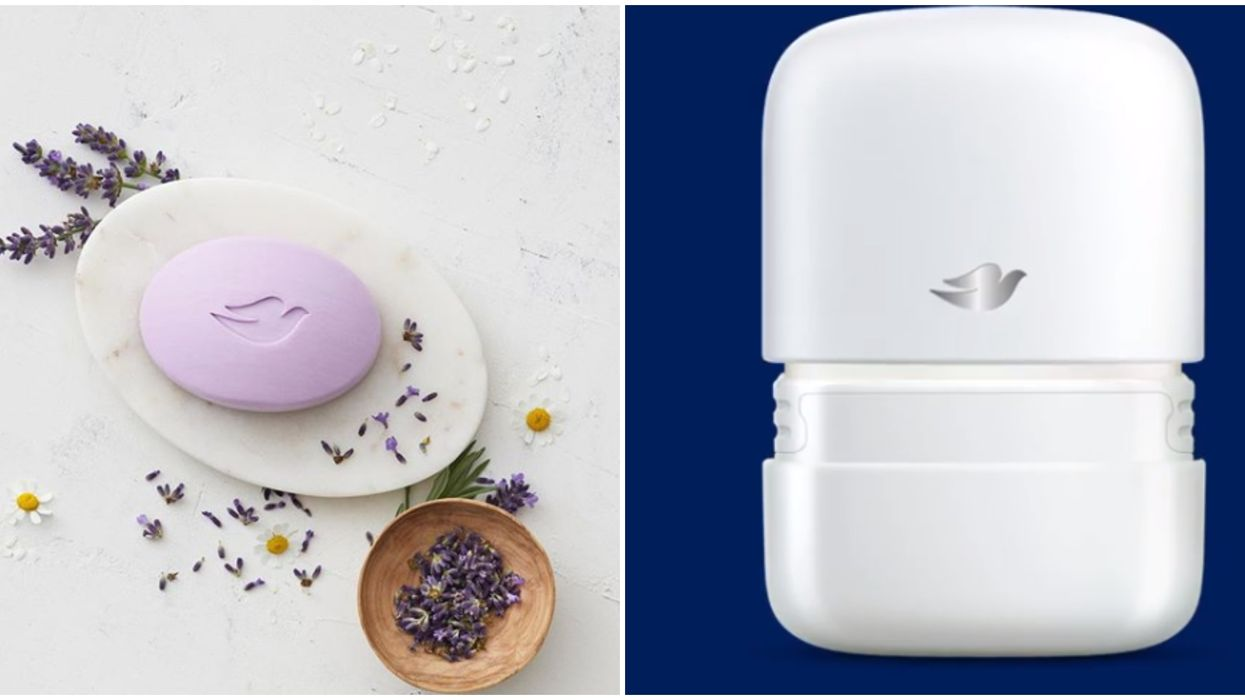 Dove Will Be Drastically Cutting Their Plastic In Canada With A New Reusable Deodorant