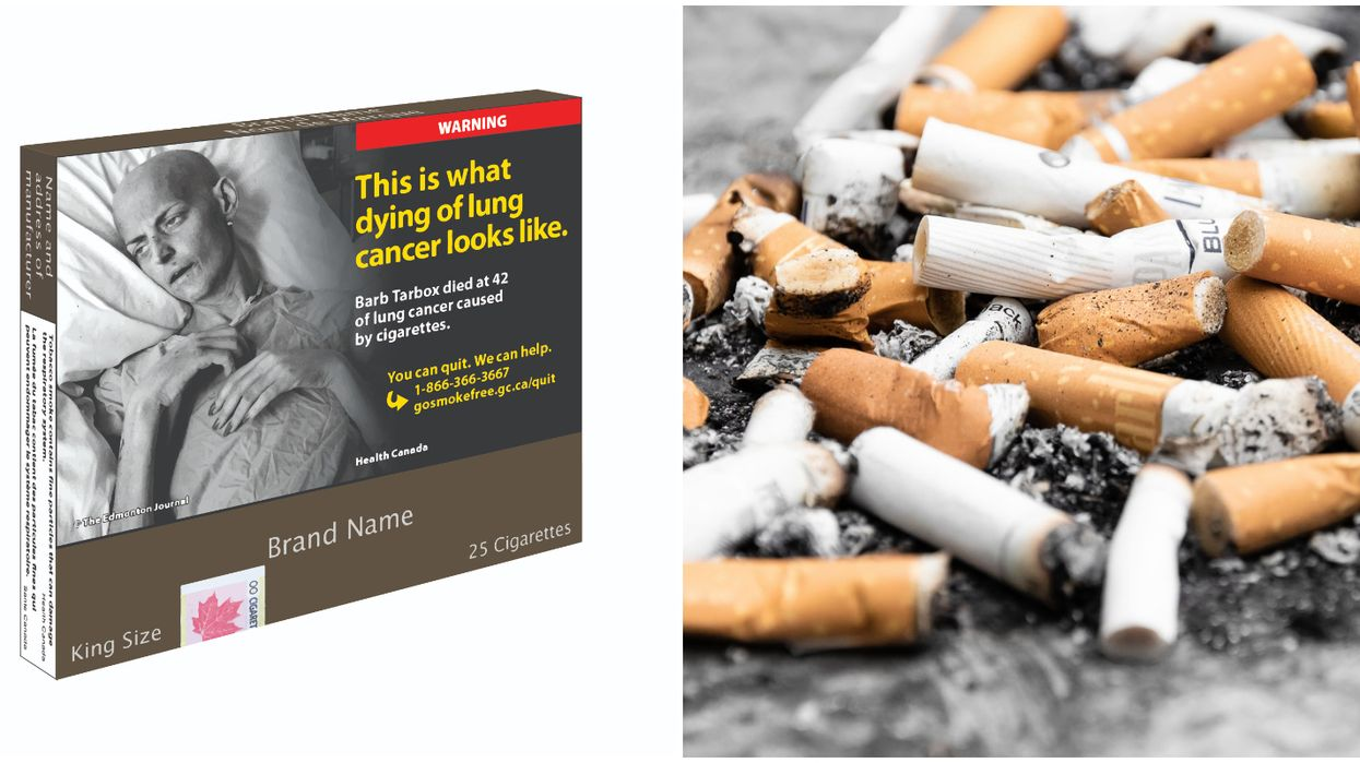 Canada's Plain Cigarette Packaging Regulation Will Come Into Effect On November 9, 2019