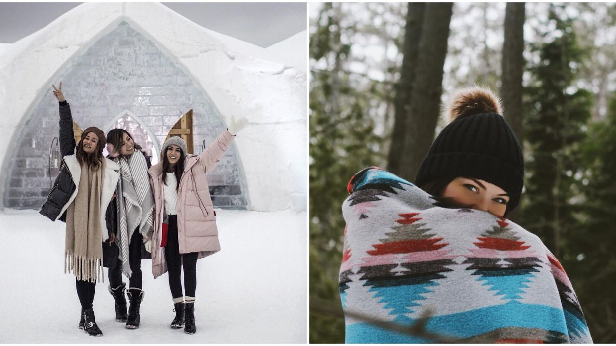 Winter Road Trips From Ottawa That Will Make You Fall In Love With The Season