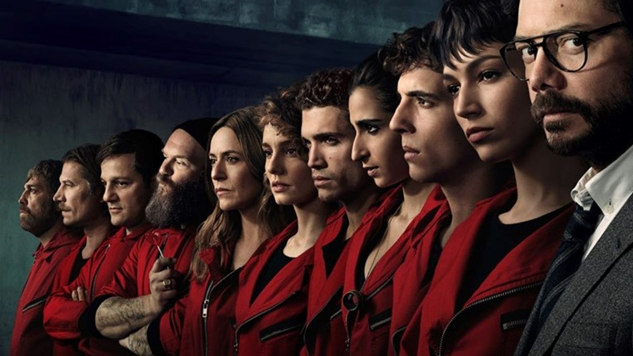Les saisons 5 et 6 seraient déjà en route pour la série La Casa de Papel sur Netflix