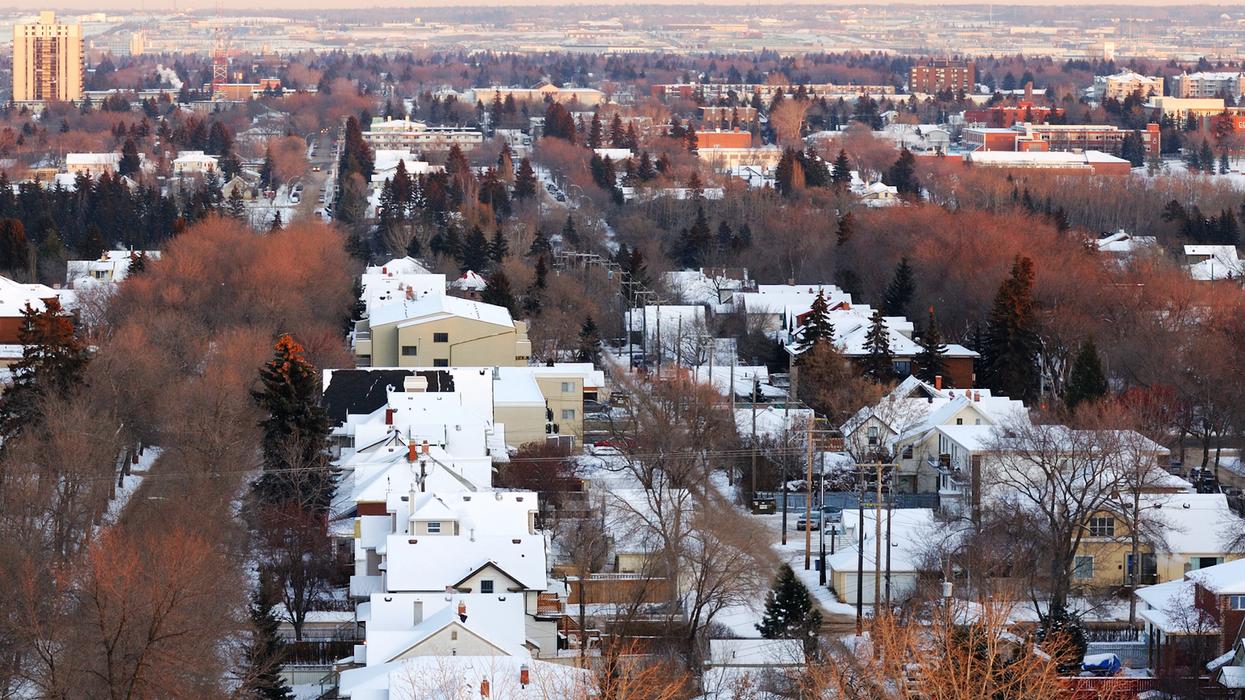 It's January In Edmonton Right Now (PHOTOS)