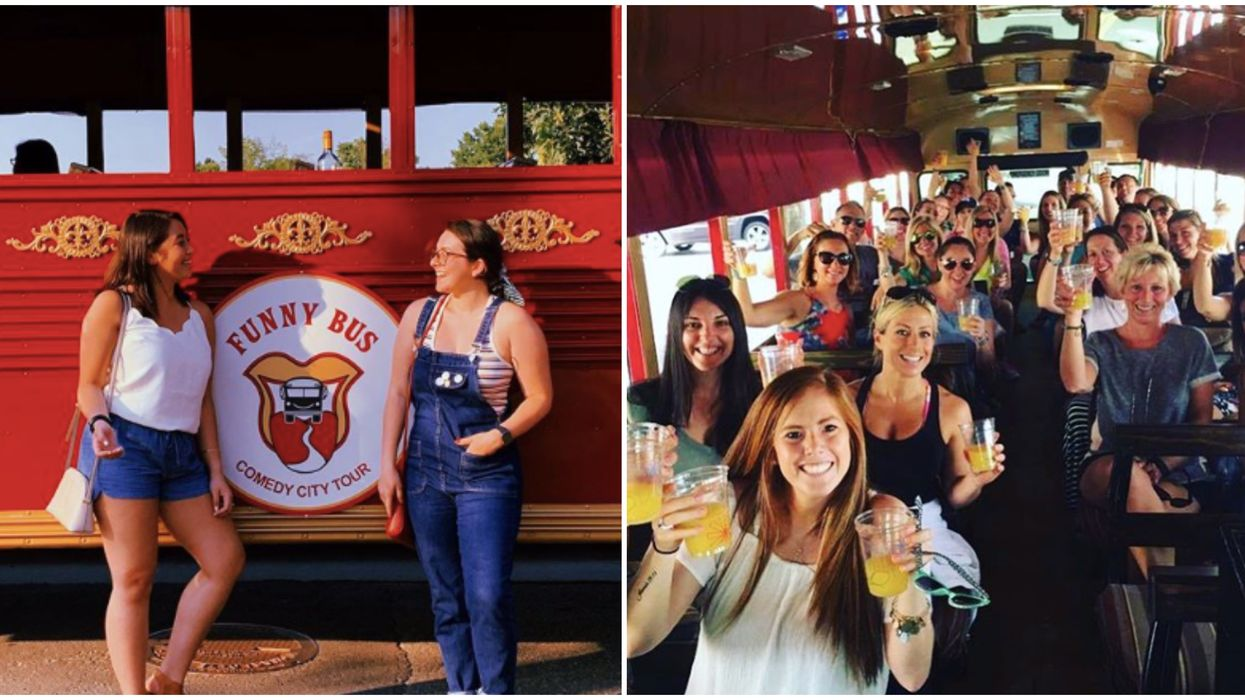 Boozy Comedy Bus In Charlotte Is A Raunchy Good Time & Only Costs $27