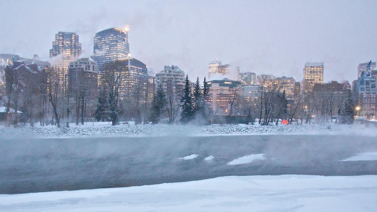 Halloween Weather In Calgary Brings Flurries And Below Freezing Temperatures This Year