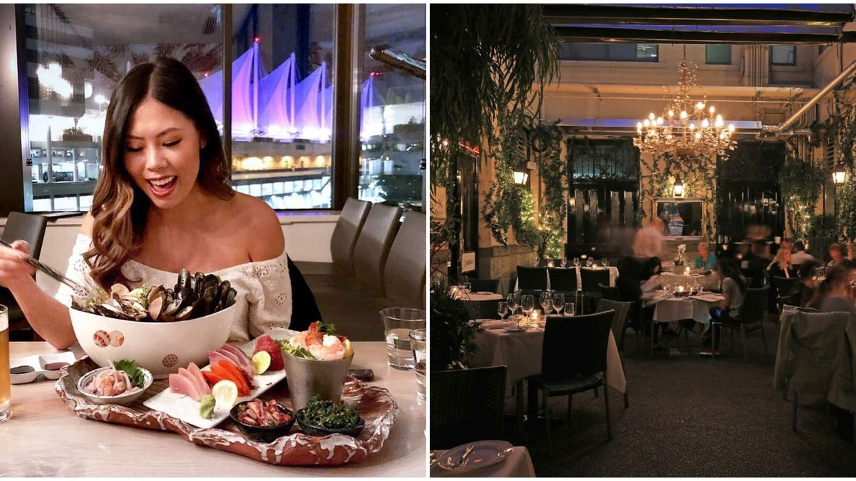 9 Super Romantic Restaurants In Vancouver To Celebrate A Special Occasion