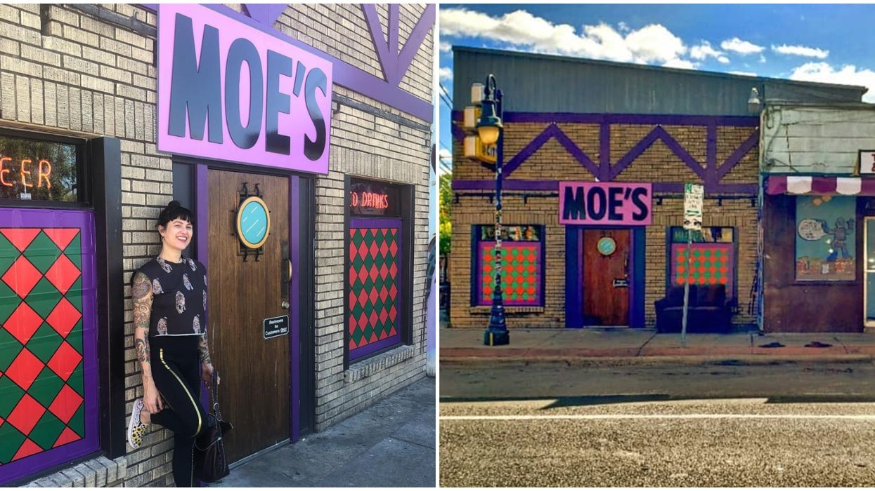 Moe's Tavern From The Simpsons Is Actually Coming To Austin