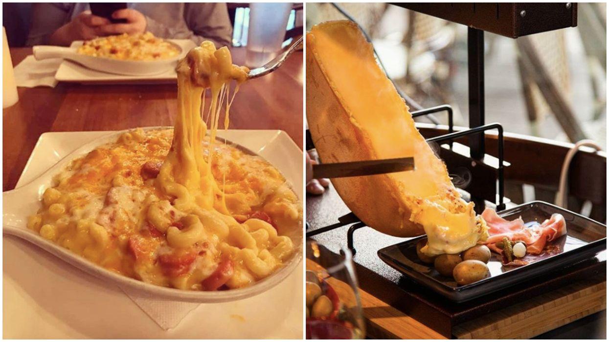 6 restaurants à Montréal où aller si tu tripes sur le fromage