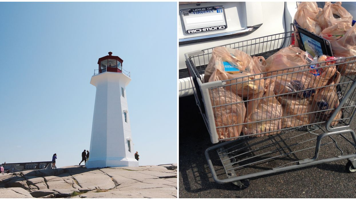 Nova Scotia Plastic Bag Ban Was Officially Passed On October 30