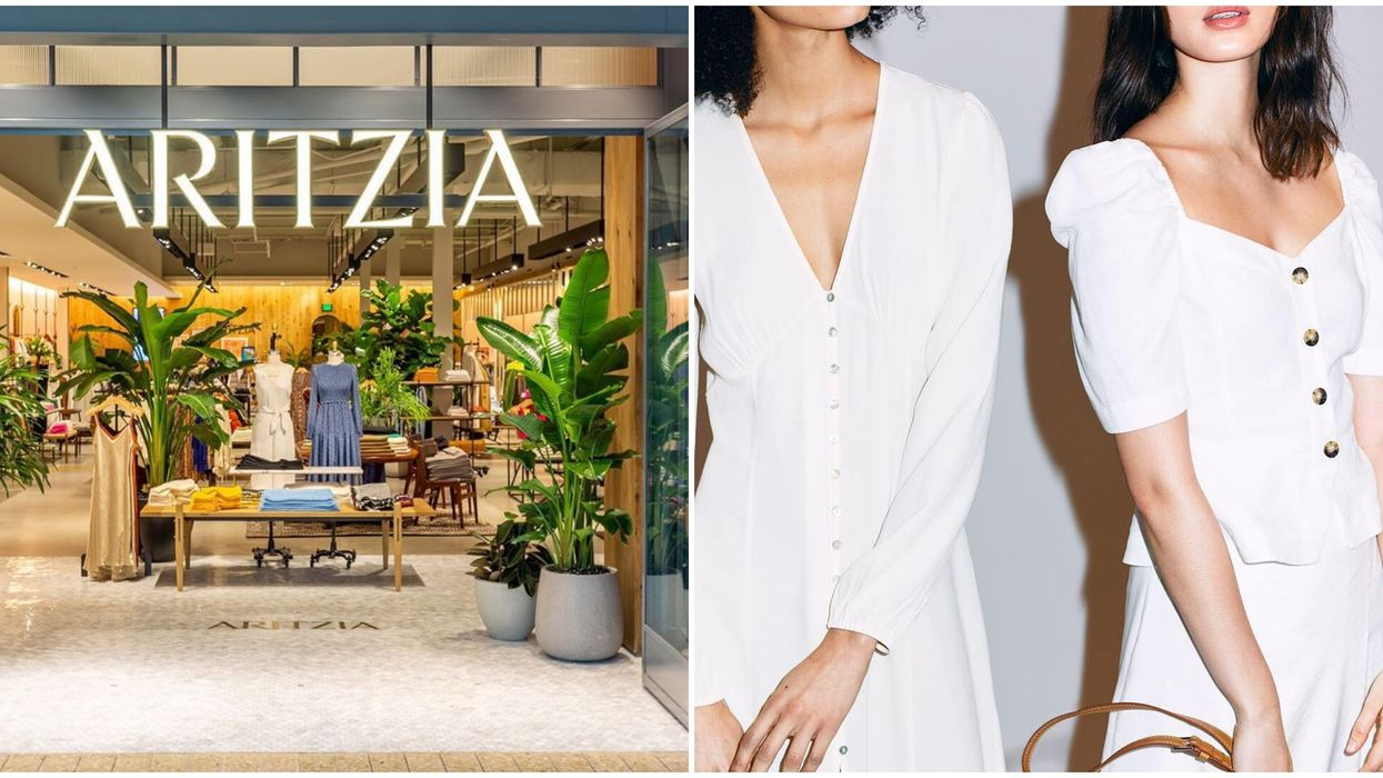 7 Aritzia Sale Section Items That Come In Under $100