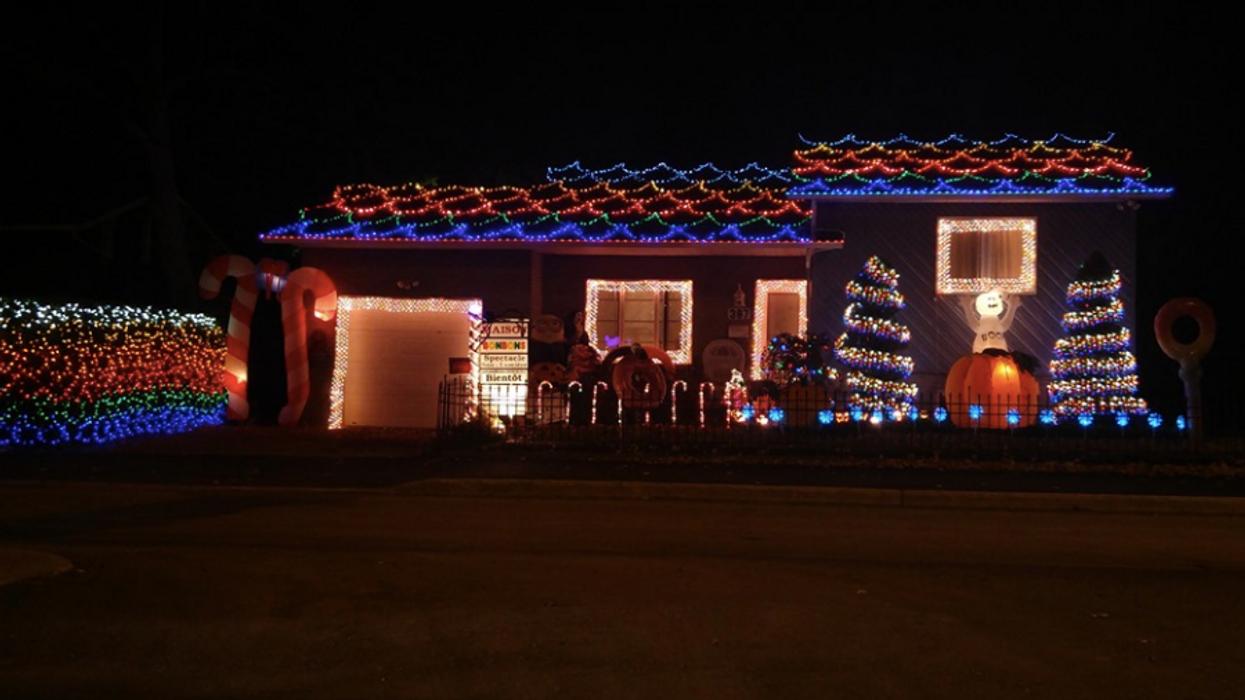 Cette maison hantée près de Montréal va s'illuminer pour l'Halloween et ça s'annonce fou