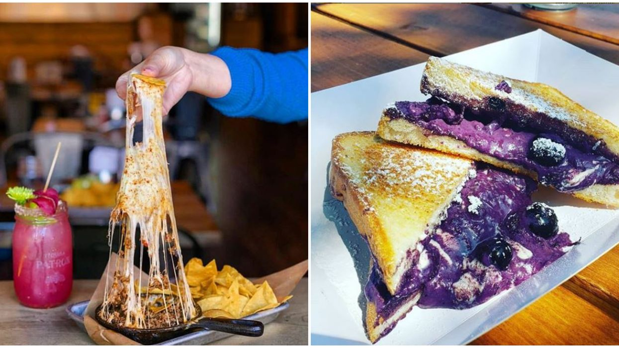 Cheese Places In Toronto Where You Can Eat Yourself Into A Cheese Coma