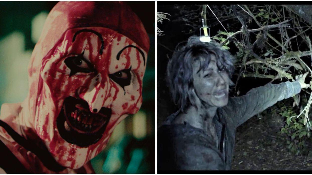 8 films bons films d'horreur à écouter sur Netflix pour l'Halloween