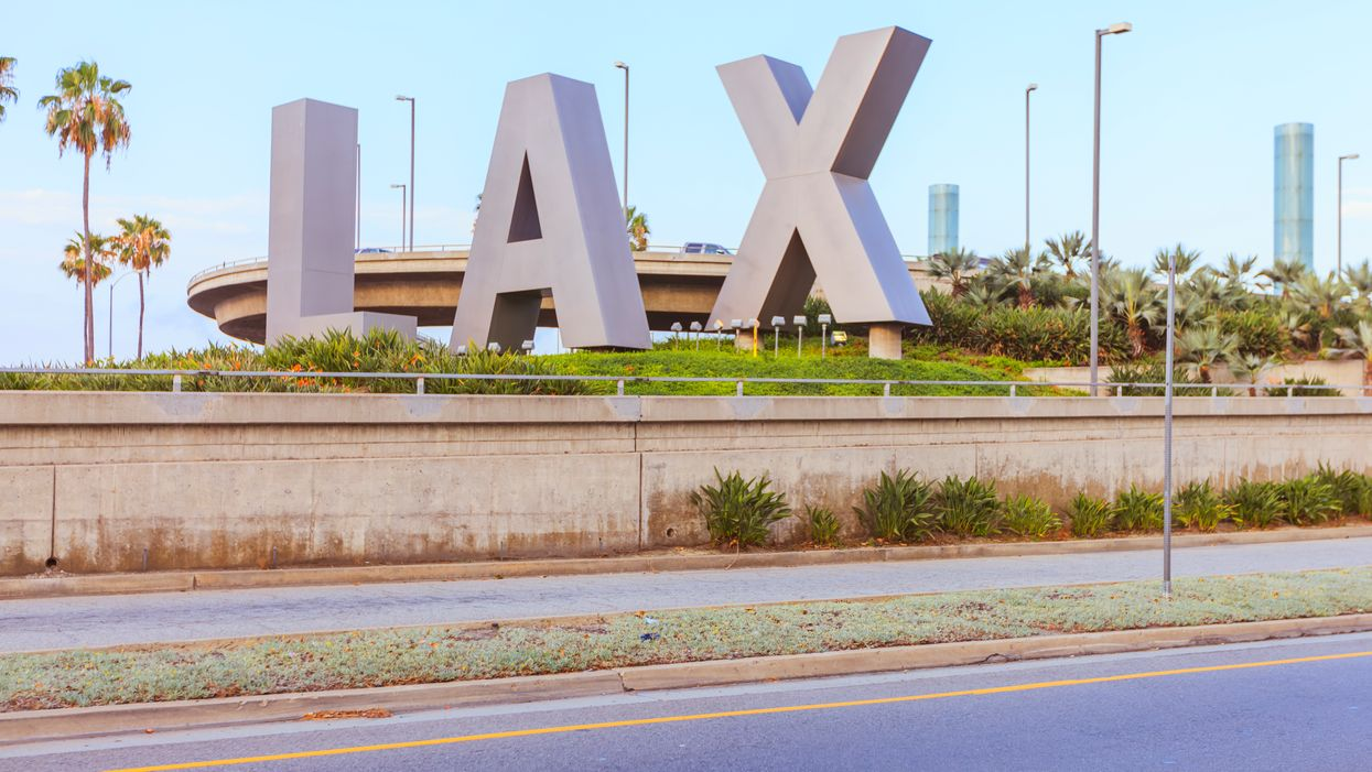 LAX-It Kicks Off At Airport Causing Mass Traffic And Chaos For Users