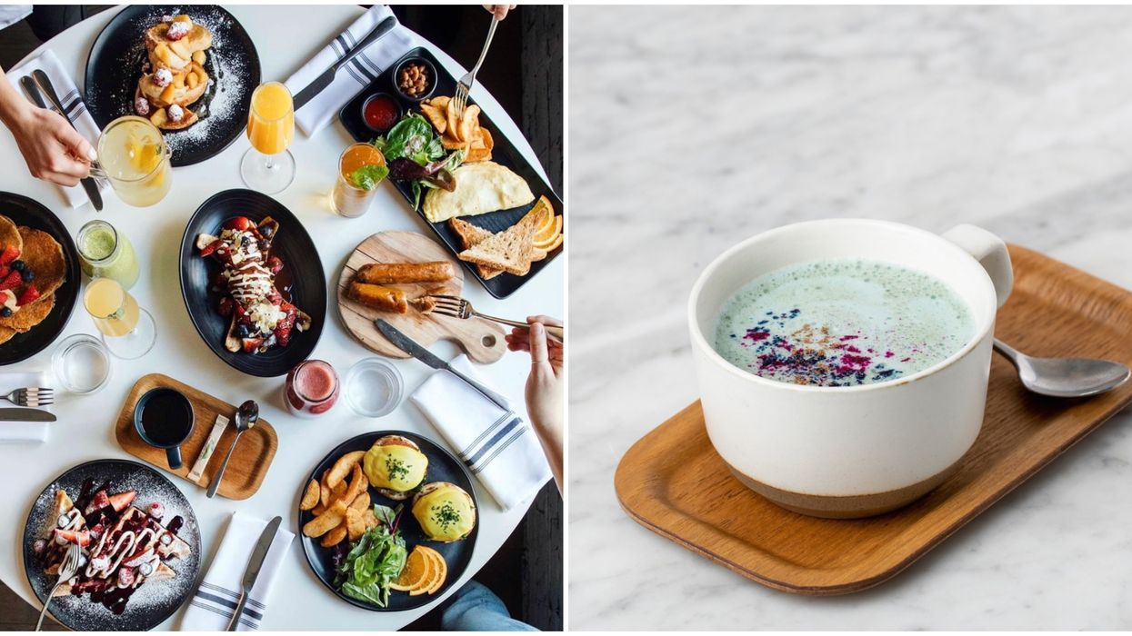 LOV Toronto's Plant-Based Brunch Just Launched And It's Pure Heaven