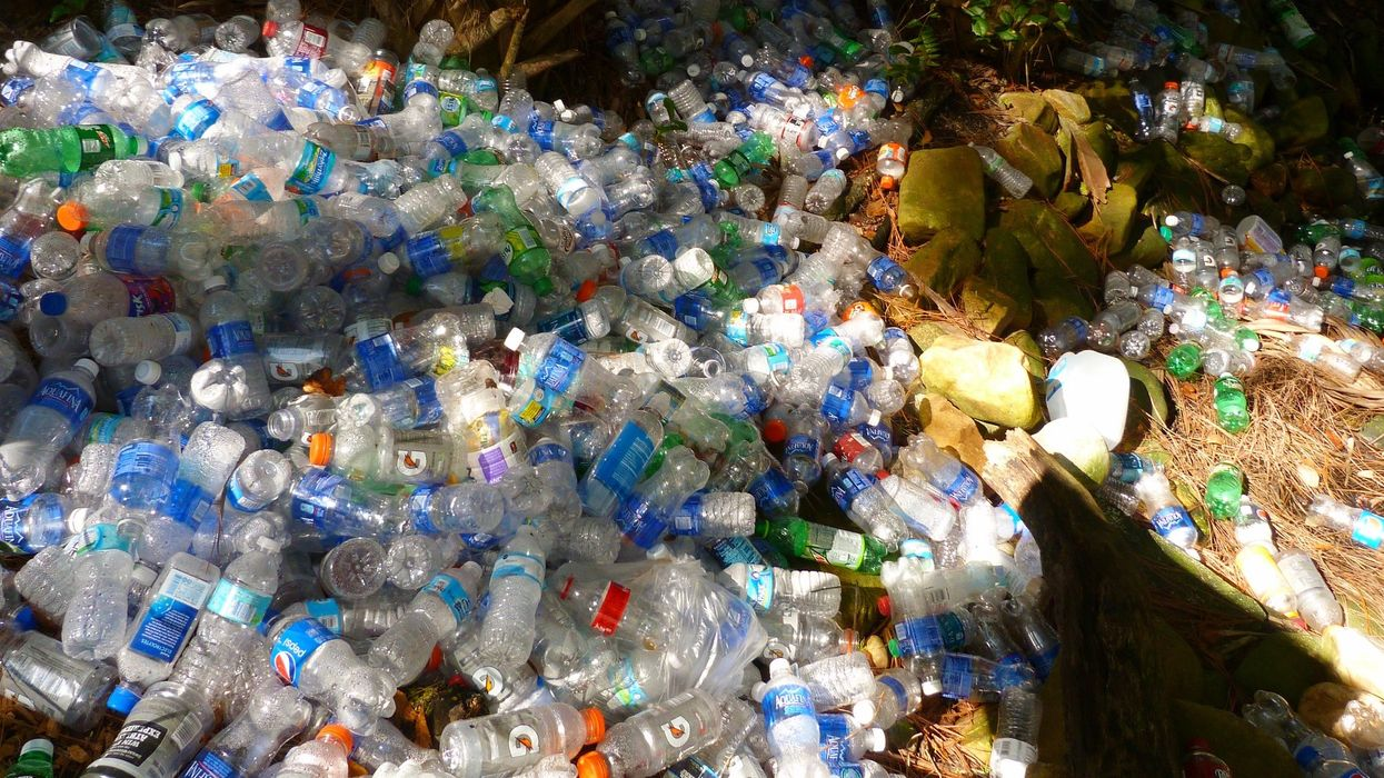 Canada's Plastic Pollution Problem Is Leaving Less Than 10% Of Plastic Recycled