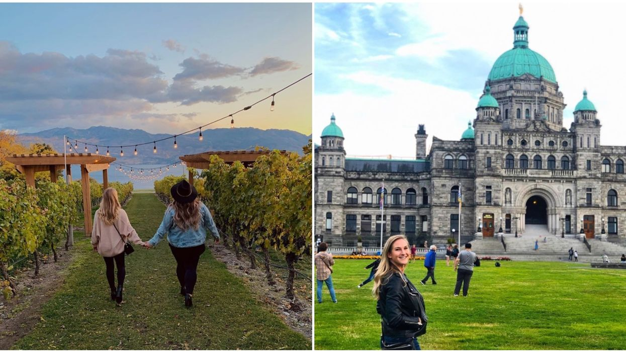 8 Places In BC That Will Make You Feel Like You're In Europe