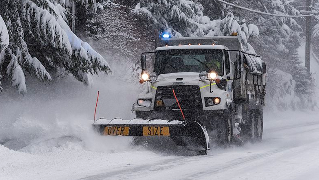 Southern Ontario Weather Is Bringing SnowTo Its Forecast This Friday
