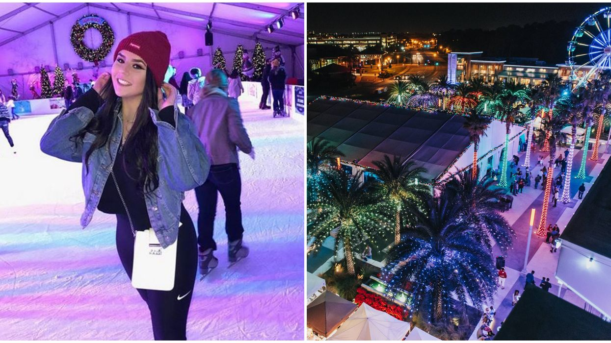 The Ultimate Winter Wonderland Is Coming To Orlando Soon & Admission Is FREE