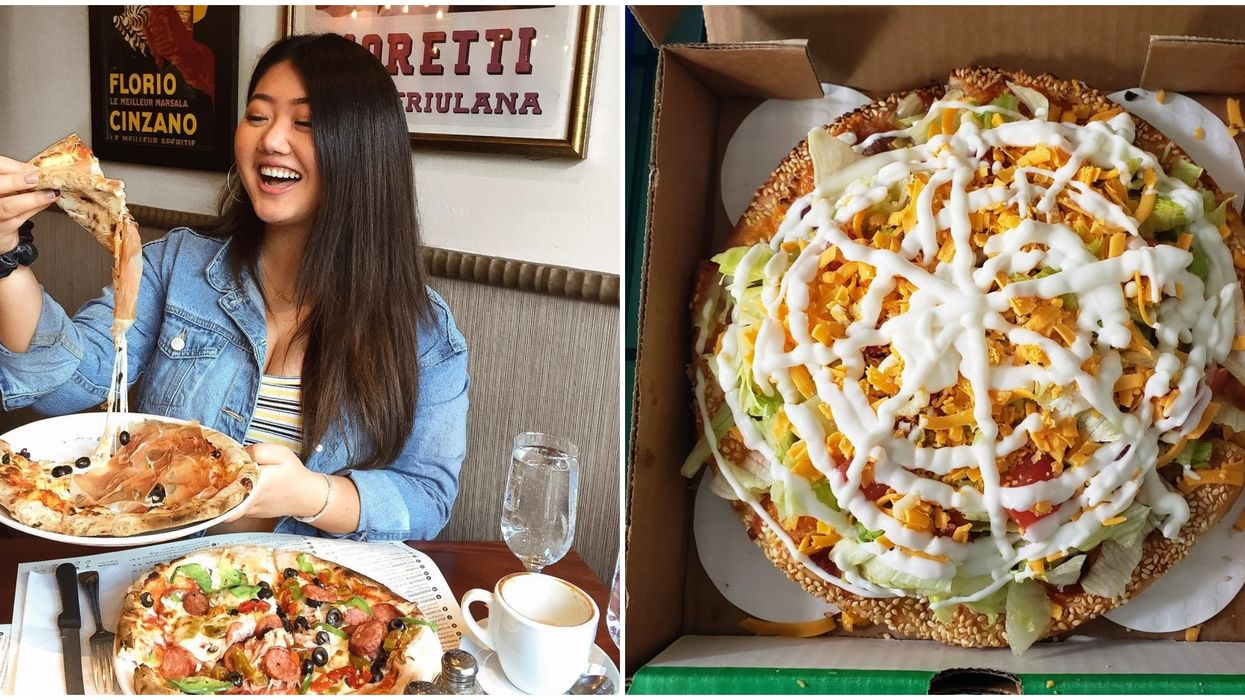 Best Pizza In Ontario To Track Down On Your Ultimate Roadtrip