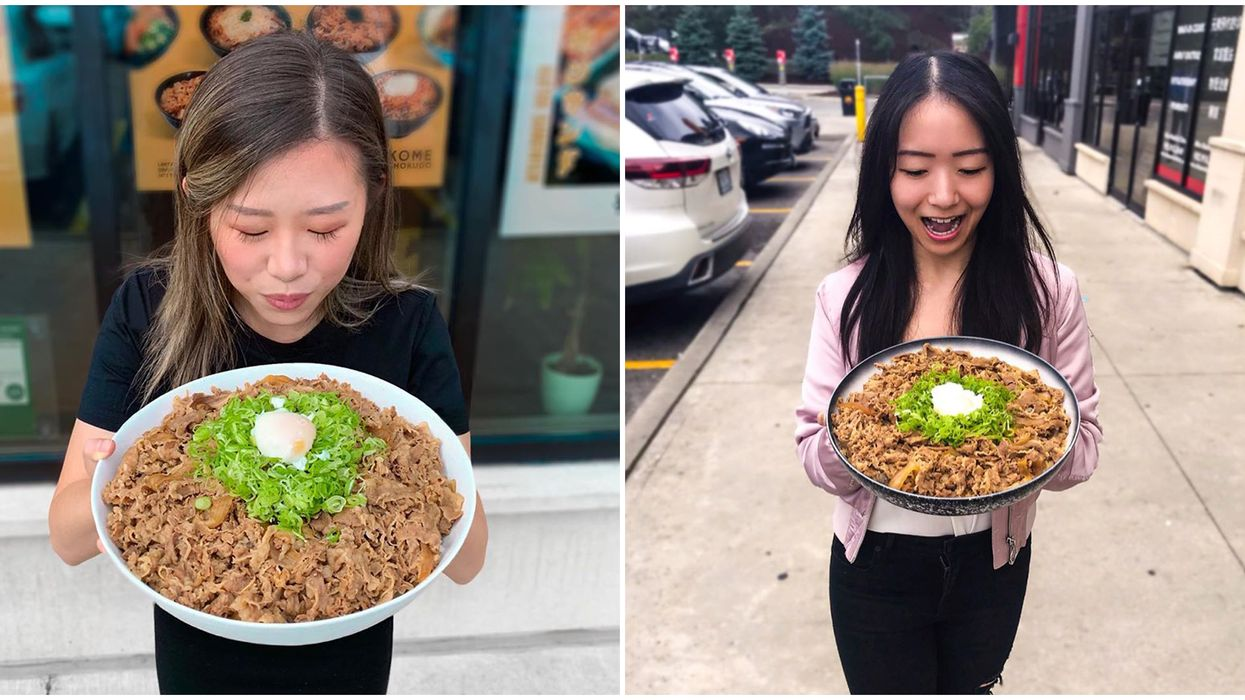 Kome Shokudo In Richmond Hill Has A Food Challenge That You Just Can't Pass Up