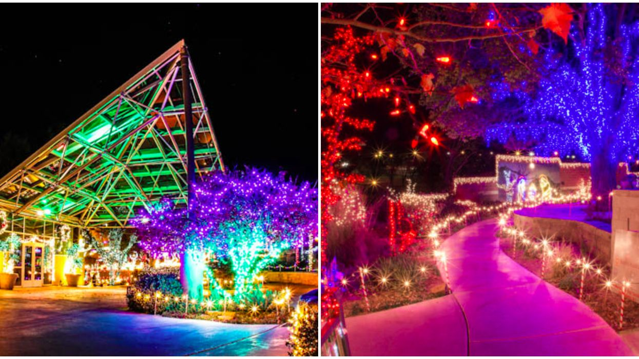 Amarillo's Wonderful World Of Light Is Coming This Winter