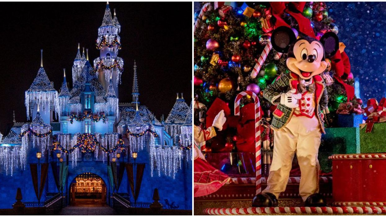 You Can Have The Most Magical Christmas Experience With This New Disney World Package