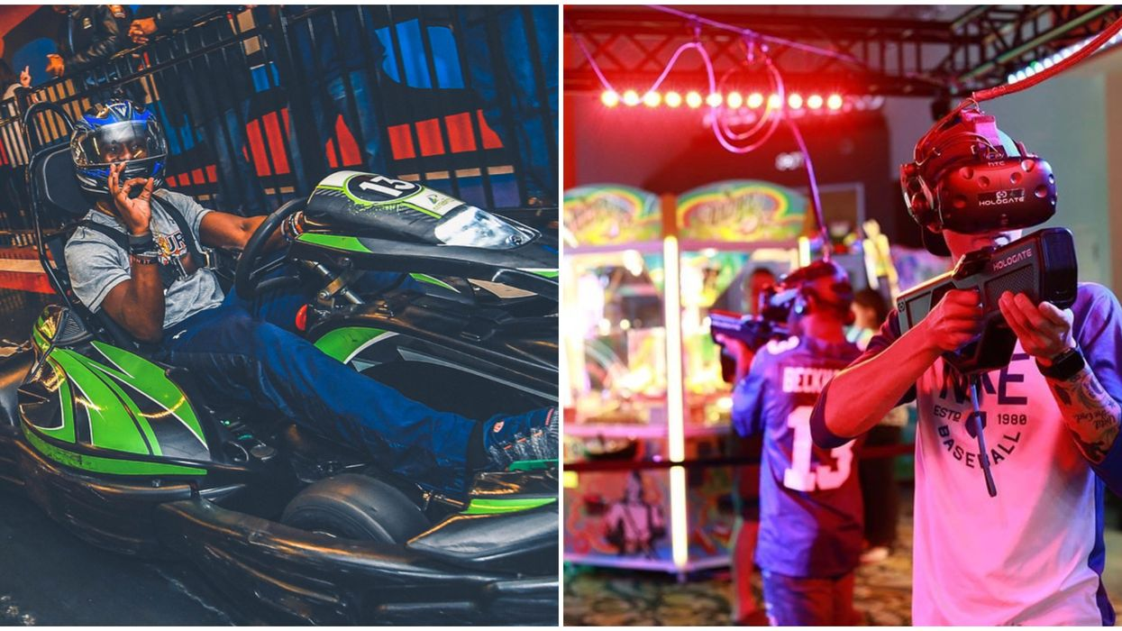 Go-Kart Racing In Atlanta Has Never Been More Fun