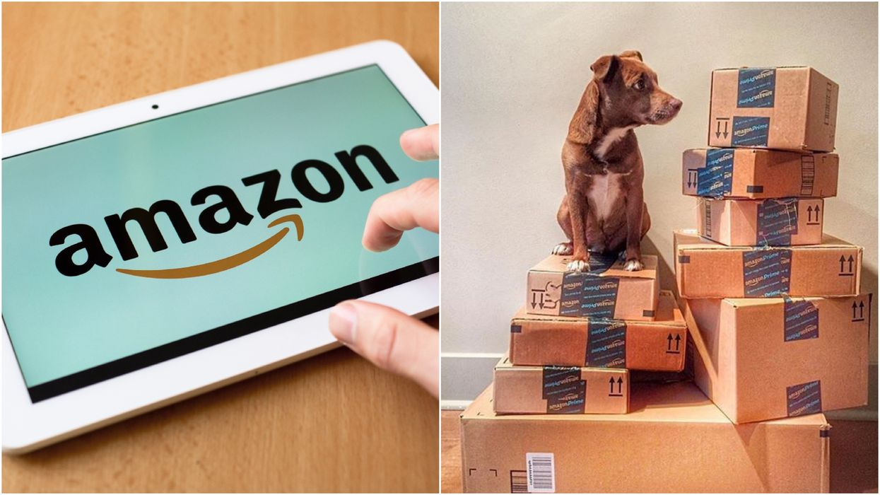 Amazon Canada Has Black Friday Sales All Month Long & They Start Nov. 1