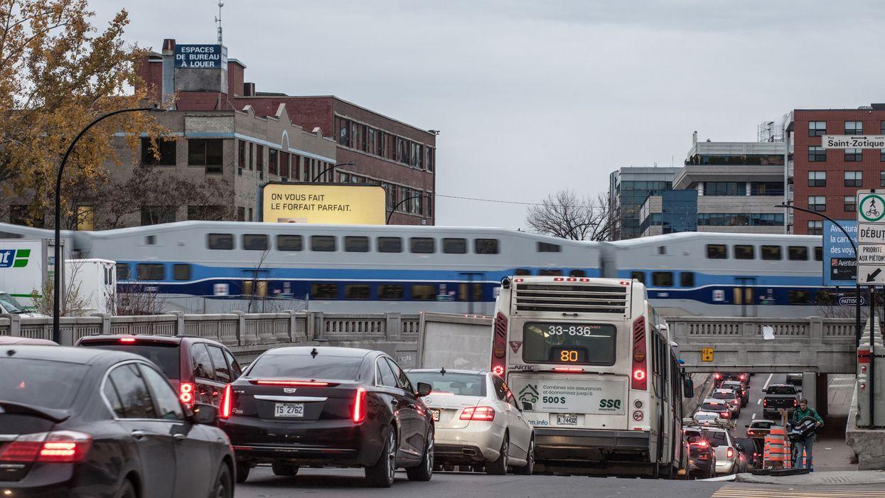 La circulation au Québec s'annonce comme un vilain cauchemar ce soir