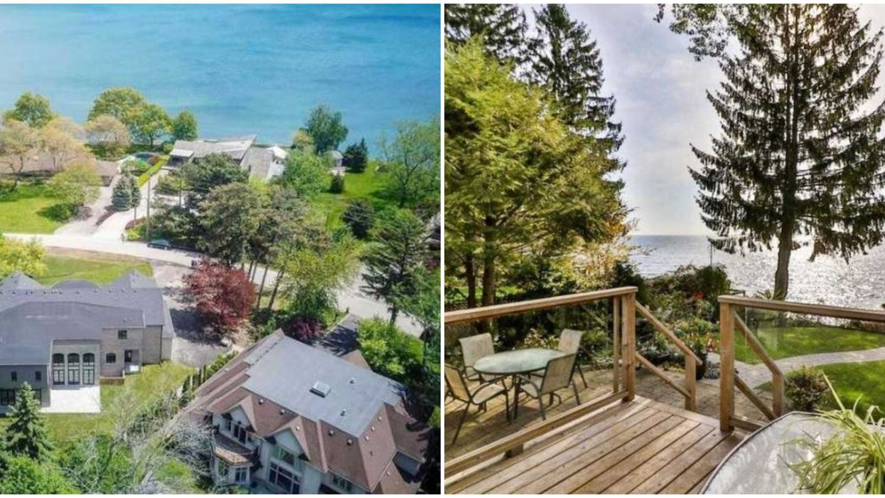Lakefront Houses For Sale In Toronto That Will Leave You Drooling