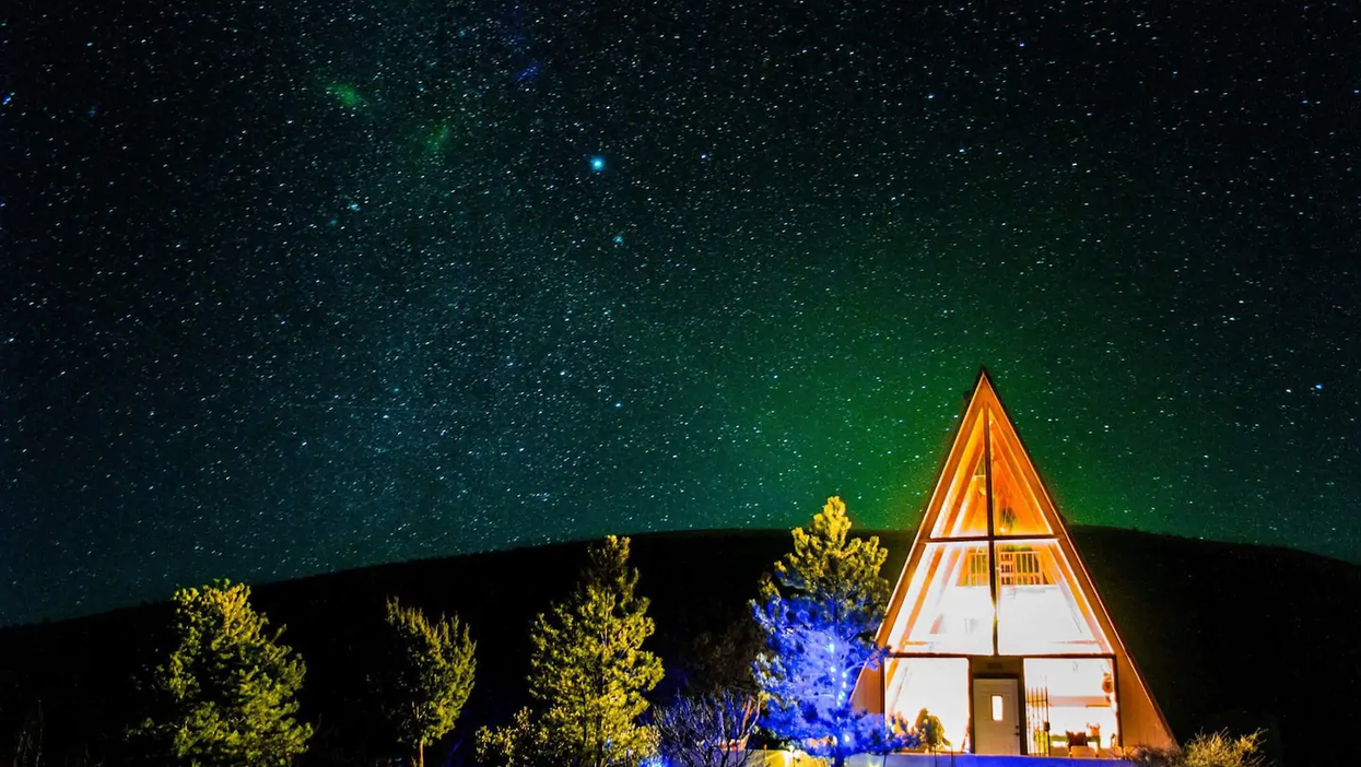This Off-The-Grid Renal In Arizona Is Perfect For A Wintertime Escape