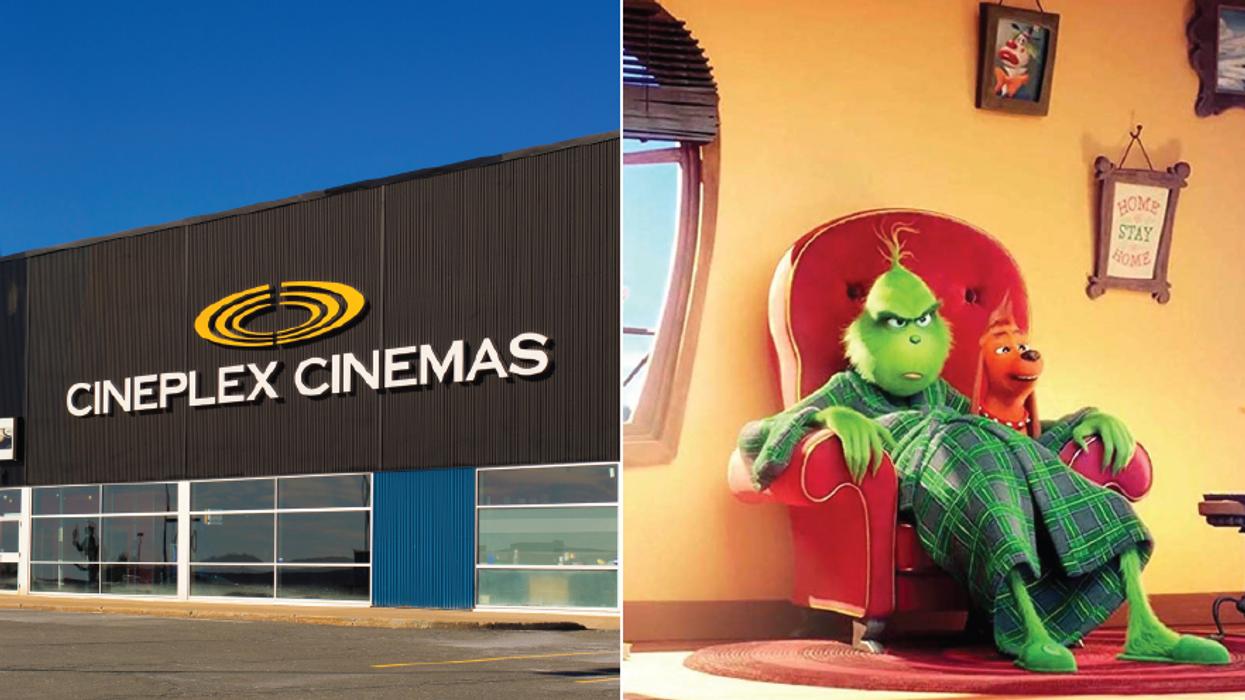Cineplex Deals This Holiday Season
