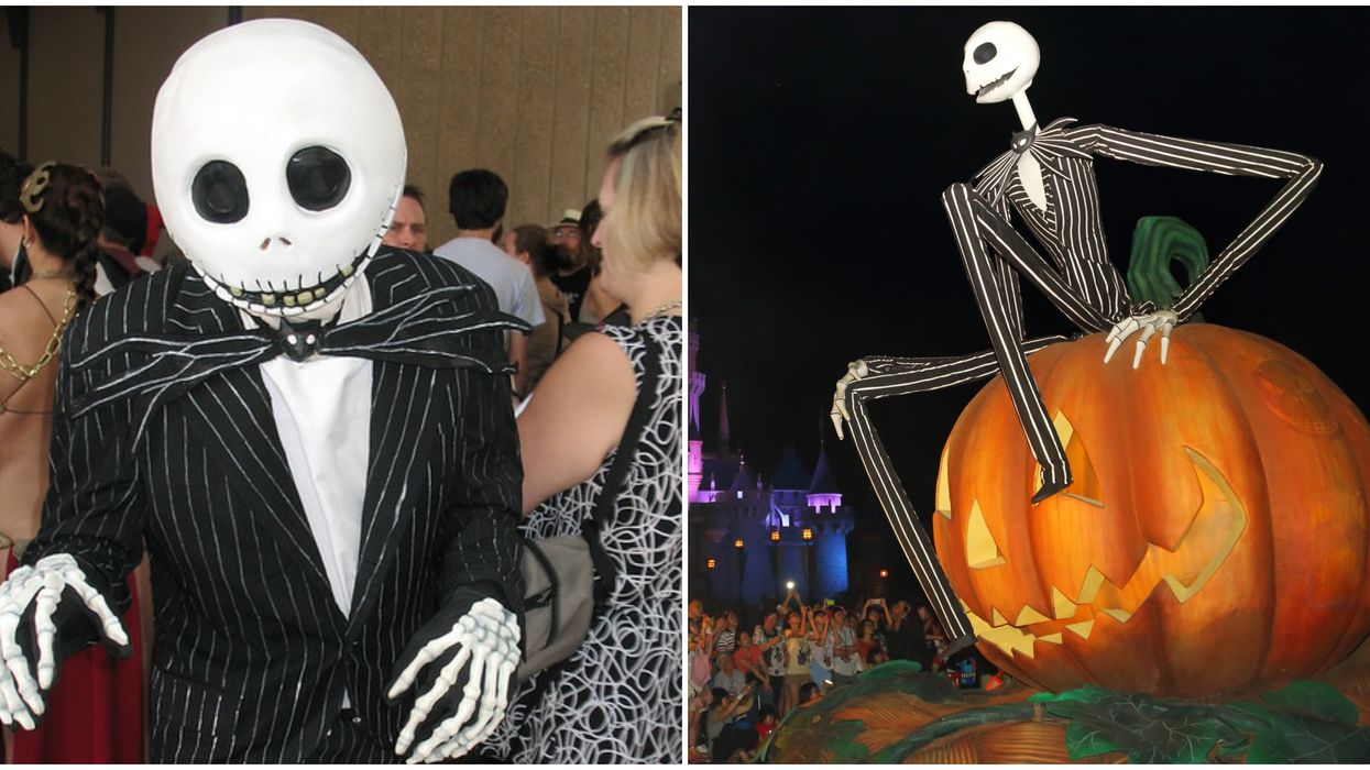A The Nightmare Before Christmas Fest In Austin Is Next Month
