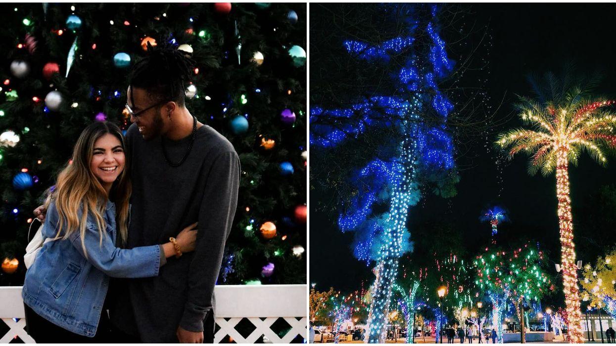 Glendale Glitters In Arizona Will Feel Like A Real Life Christmas Town