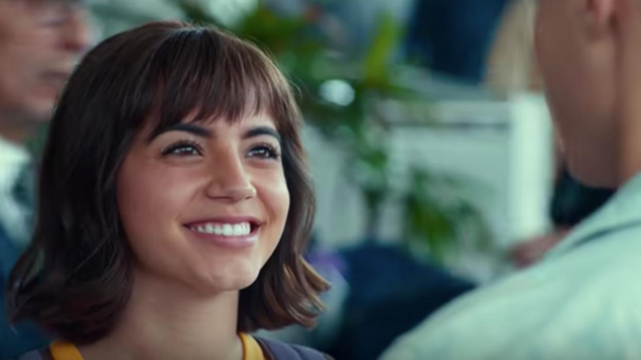 Tu peux aller voir le film « Dora l'Exploratrice » pour 2,99$ au Québec cette semaine