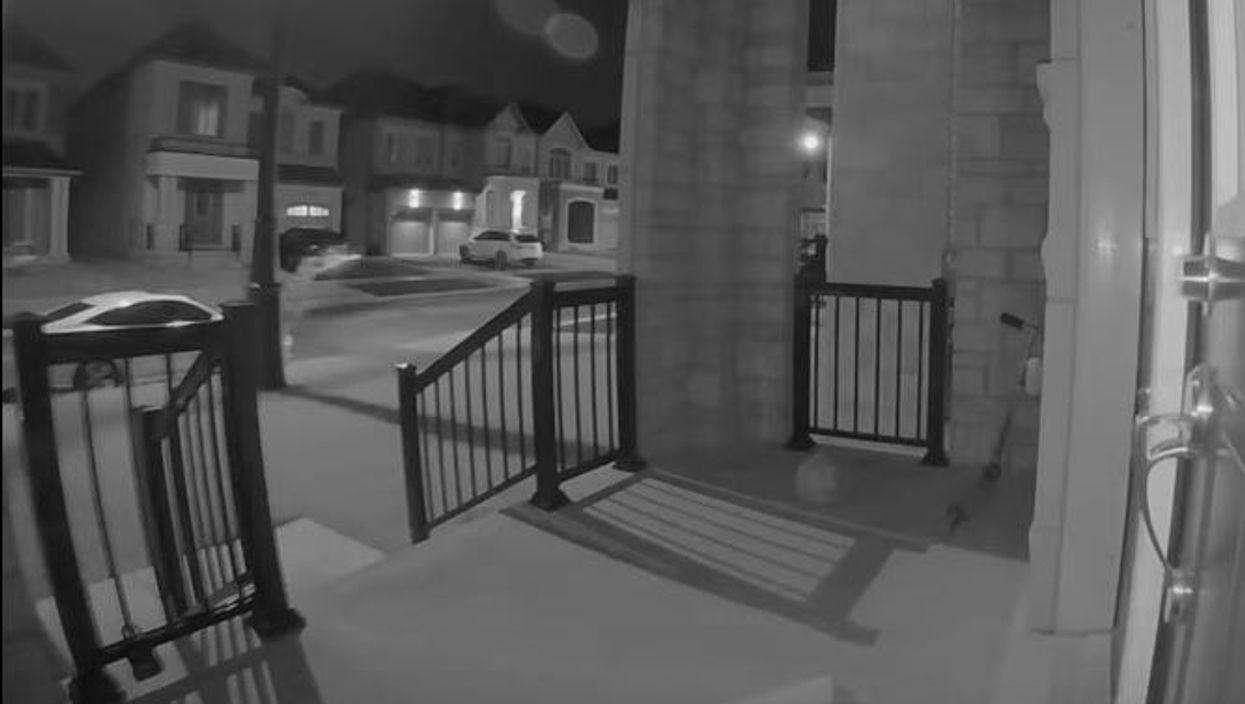 York Police Video Terrifyingly Shows Men Firing Over 20 Gunshots Down Quiet Toronto Street