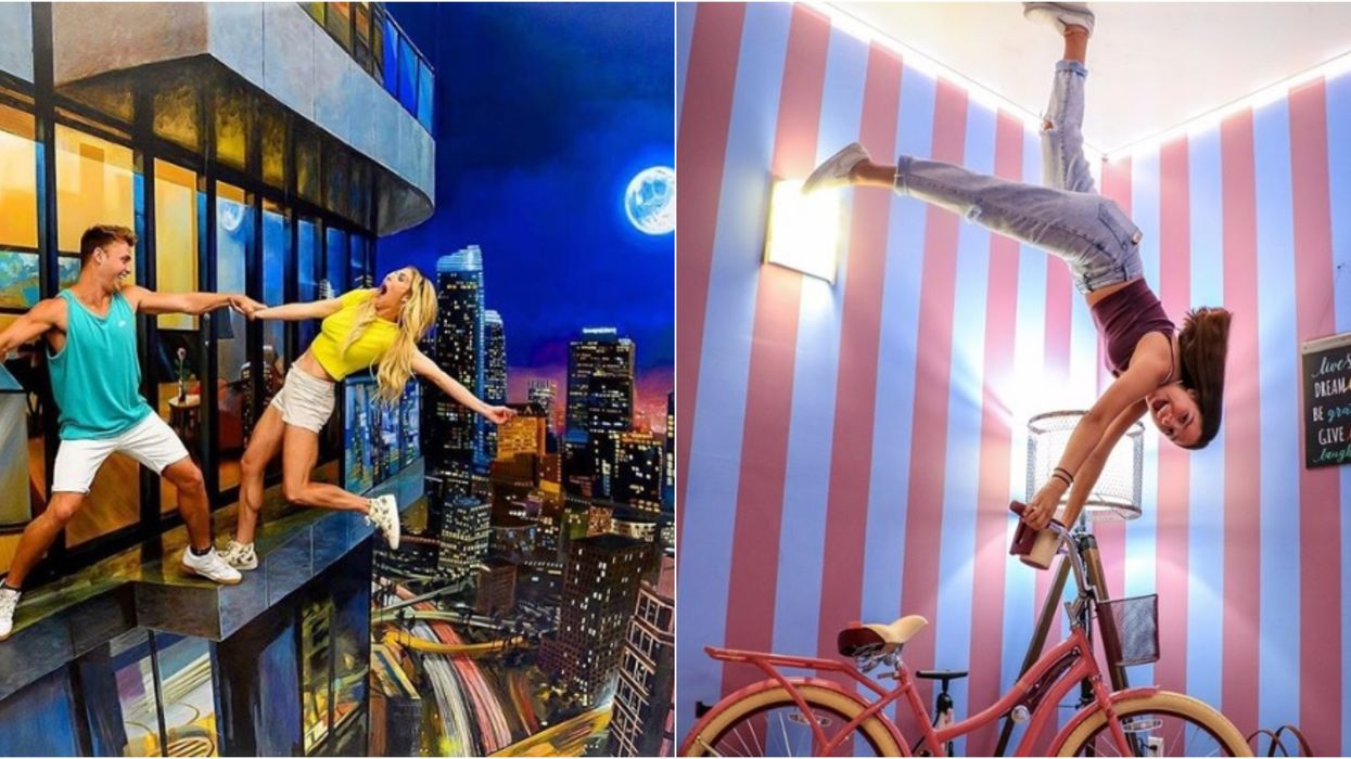 Museum Of Illusions Is Coming To Miami This December