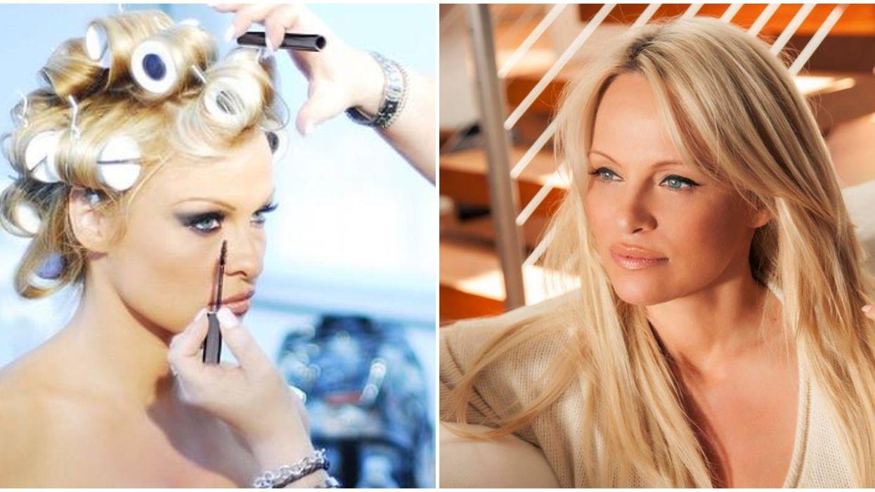 "Pamela Anderson's Halloween Costume Is Being Called ""Racist"" On Twitter"