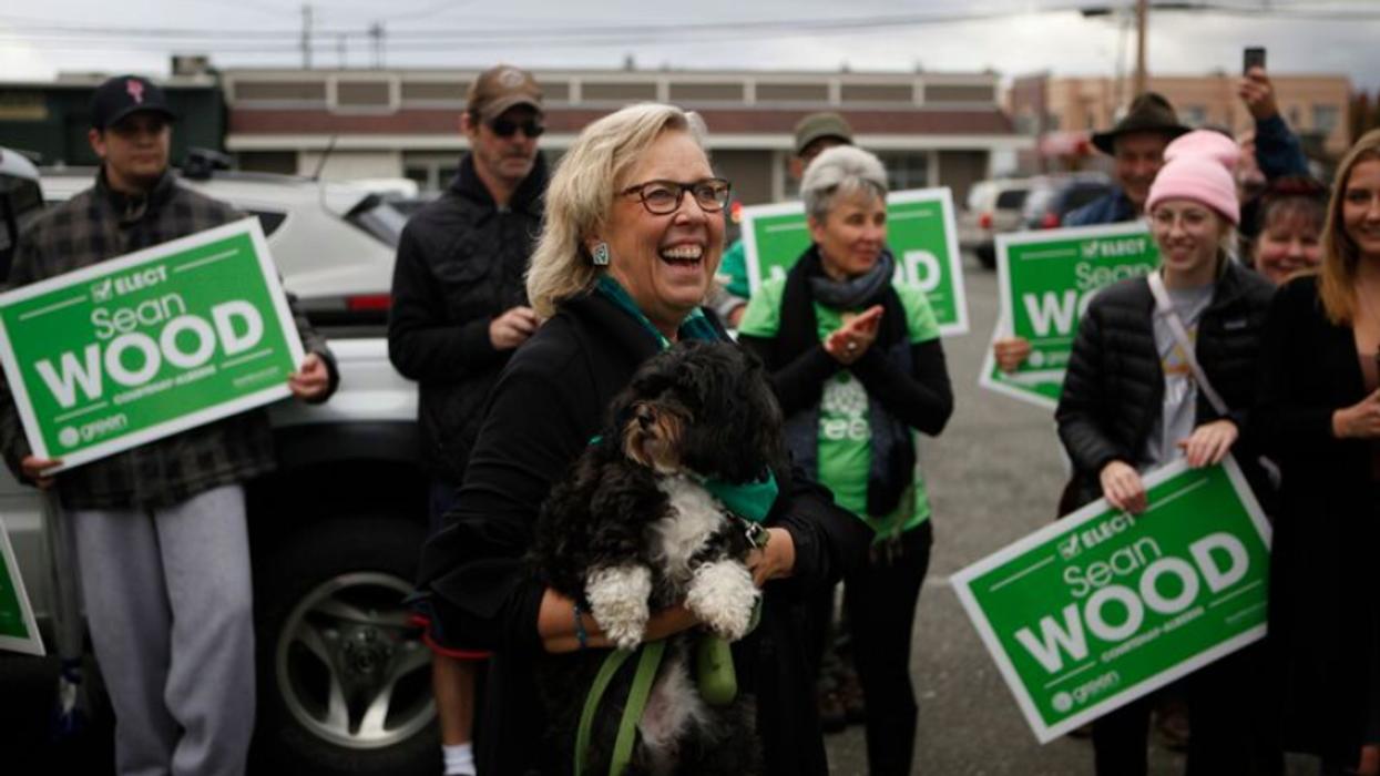 Elizabeth May quitte la direction du Parti Vert du Canada
