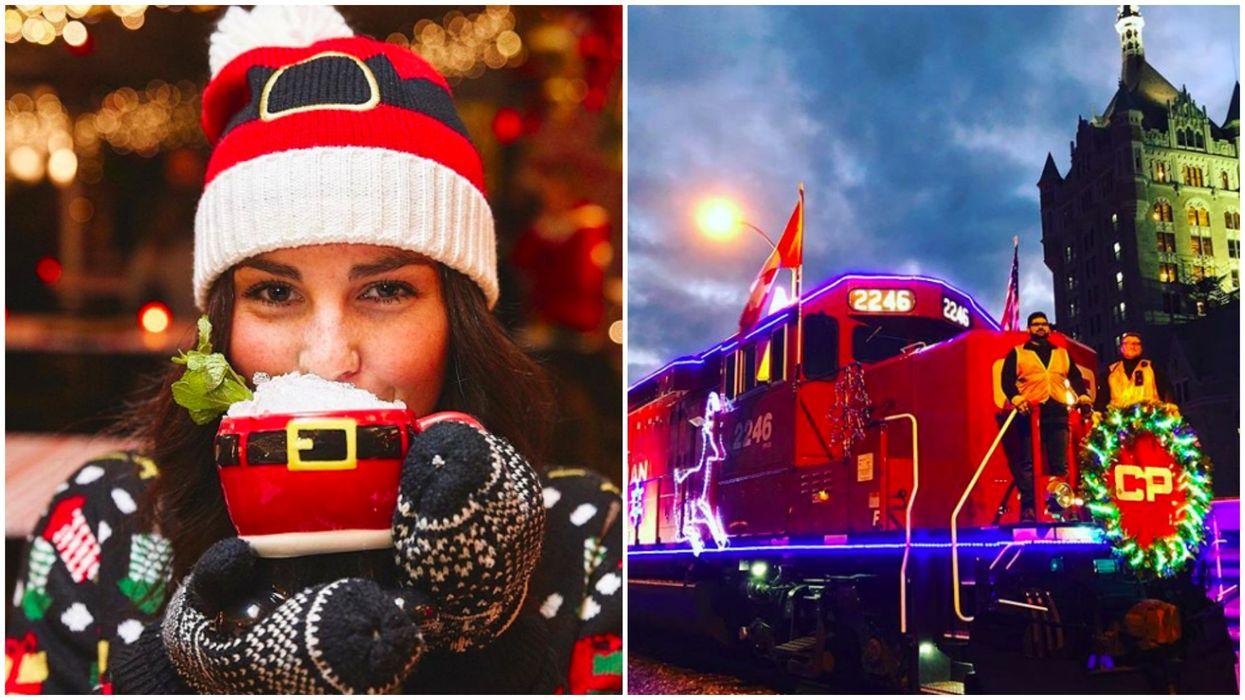 12 endroits magiques à visiter ce mois-ci à Montréal si tu capotes sur Noël