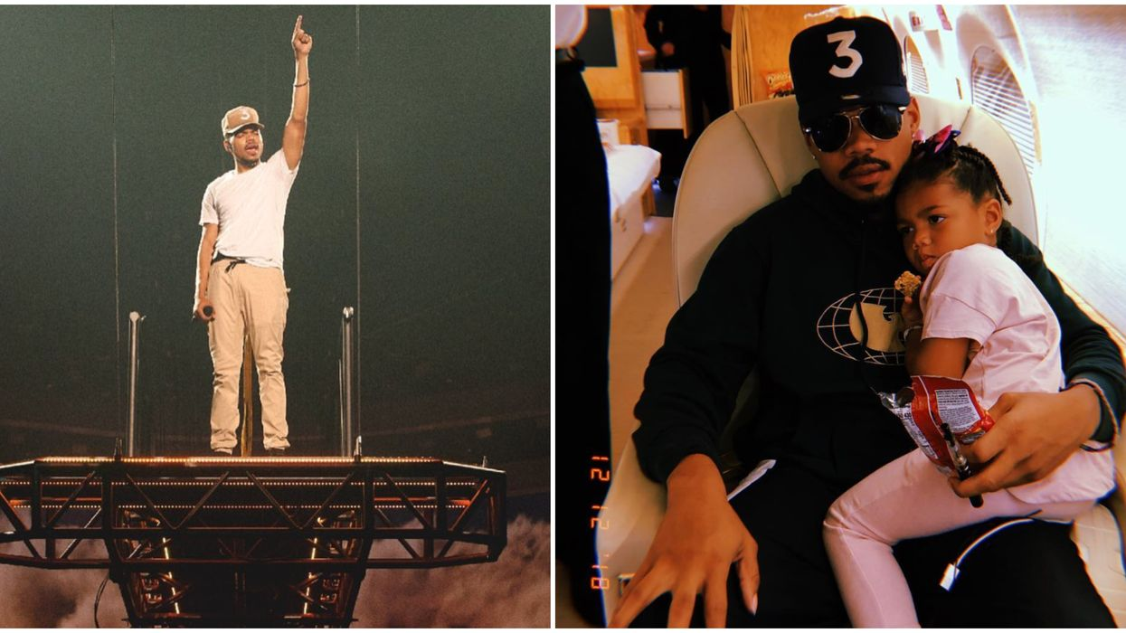 Chance The Rapper Cancelled Canadian Tour Dates