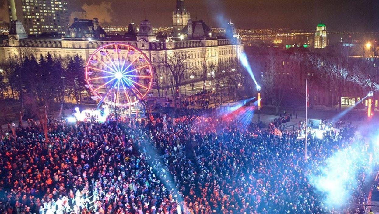 Un nouveau festival avec Zedd et DVBBS débarque au jour de l'an à Québec