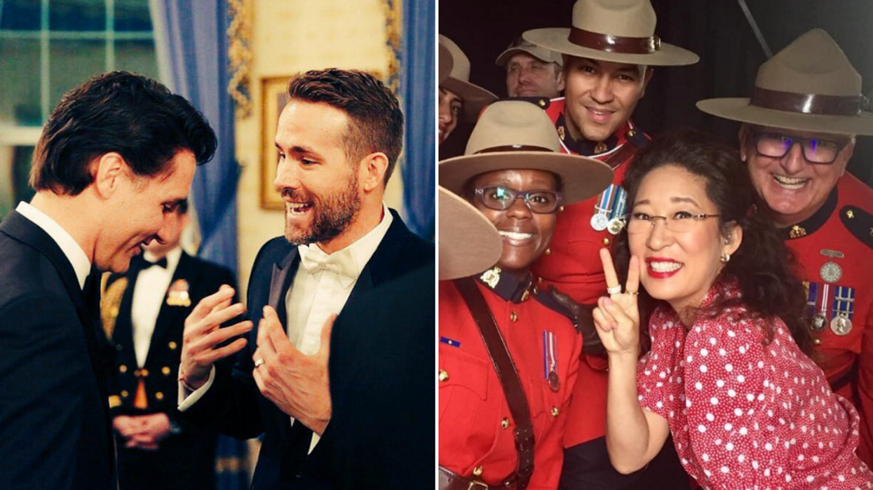 Look Out For These Canadian Celebs Who'll Probably Be Coming Home For The Holidays